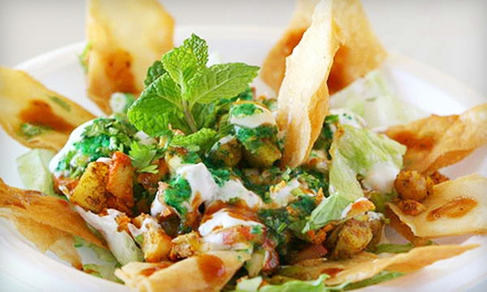 The Indian Kitchen - West Hollywood: $15 for $30 Worth of Indian Cuisine and Drinks at The Indian Kitchen in West Hollywood