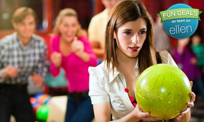Cotton Bowl Lanes - Southaven: Two Hours of Bowling with a Combo Meal for Two, Four, or Six People at Cotton Bowl Lanes in Southaven (Up to 56% Off)