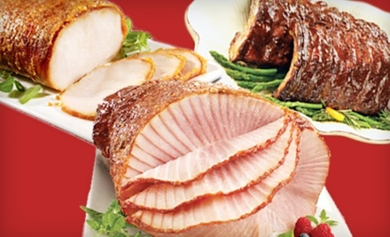 $50 Groupon to HoneyBaked Ham - HoneyBaked Ham in Sioux Falls