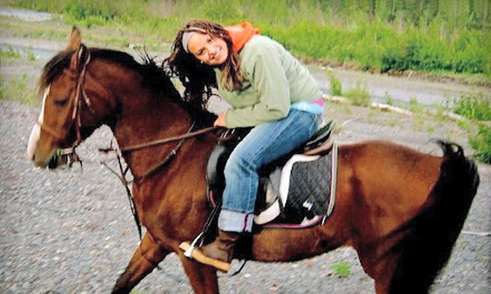 Avalon Destination EquiSpa - Eagle River Valley: One or Three Riding Lessons or One Week of Equestrian Camp at Avalon Destination EquiSpa in Eagle River (Up to 54% Off)