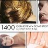 58% Off at 1400 Aveda Salon & Spa