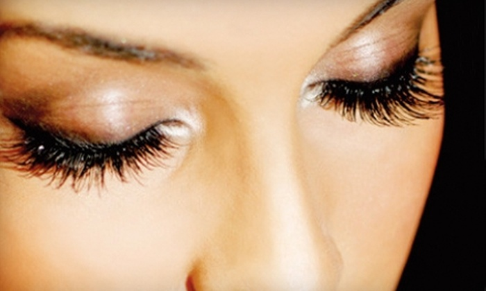 Beautique Lash & Brow - Multiple Locations: $10 for Eyebrow Threading ($20 Value) or $85 for a Full Set of Eyelash Extensions ($170 Value) at Beautique Lash & Brow
