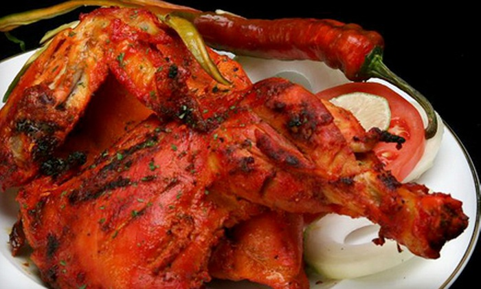Rumalees - Detroit: $49 for Series of Eight Indian-Cooking Classes at Rumalees ($120 Value)