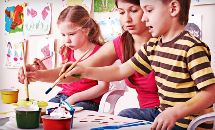 2 Sessions of Art Camp (a $40 value) - Imagine That! in Mishawaka