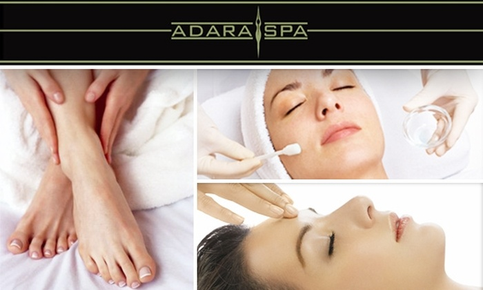 Adara Day Spa - Boston: Pamper Yourself at Adara Spa on Boston's Waterfront