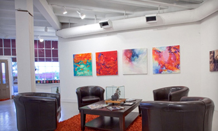 Hook Gallery & Framing - West Plaza: $100 Toward Framing Services and Artwork