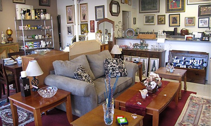 Casey's Closet - Mechanicsburg: Wall Pieces, Home Goods, and Lamps or Furniture at Casey's Closet in Mechanicsburg (Half Off)