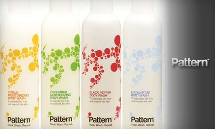 Pattern Body Wash - Denver: $34 for a Full-Size Body Wash Trial Kit, Plus Free Shipping from Pattern Body Wash ($68 Value)
