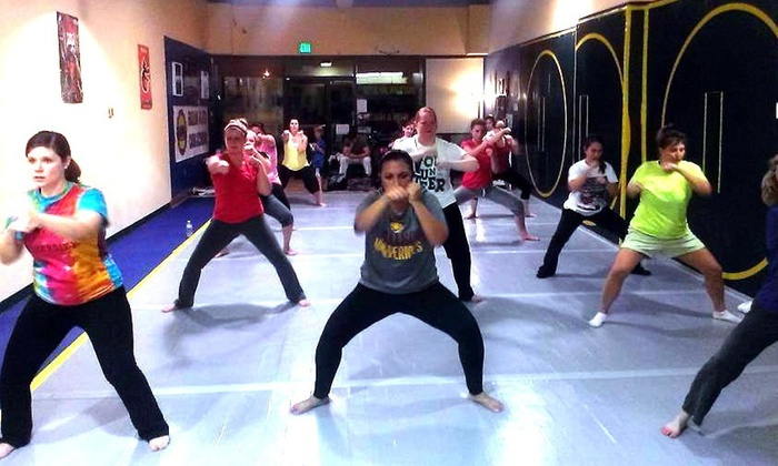Grapple Academy Martial Arts - Perry Hall: Five Boxing or Kickboxing Classes at Grapple Academy (55% Off)
