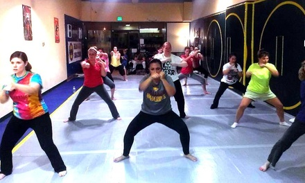 Five Boxing or Kickboxing Classes at Grapple Academy (55% Off)