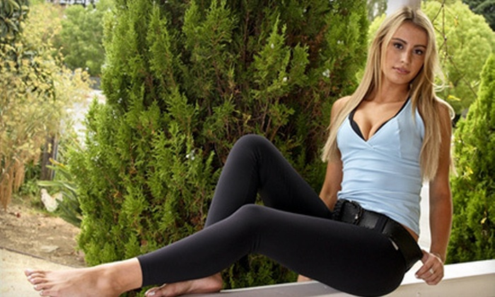 Viva O Sol - West Los Gatos: $25 for $50 Worth of Brazilian Activewear for Women from Viva O Sol