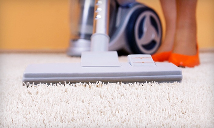 Crystal Clean Inc. Ottawa - Ottawa: $49 for Carpet Cleaning for Two Rooms and a Hallway from Crystal Clean Inc. Ottawa  (Up to $130 Value)