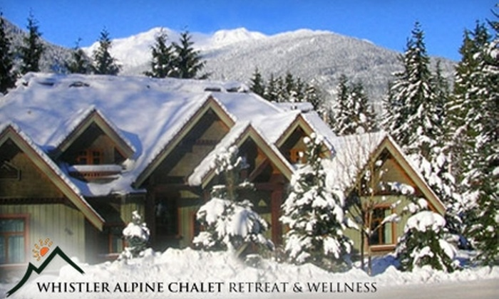 Whistler Alpine Chalet Retreat & Wellness - Whistler: $179 for a One-Night Stay and Three-Course Breakfast at Whistler Alpine Chalet Retreat & Wellness (Up to a $398 Value)