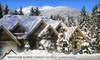Whistler Alpine Chalet Retreat & Wellness - North Vancouver: $179 for a One-Night Stay and Three-Course Breakfast at Whistler Alpine Chalet Retreat & Wellness (Up to a $398 Value)