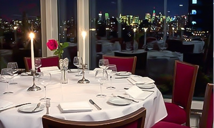 Terrace in the Sky - Morningside Heights: $25 for $50 Worth of Upscale Bistro Fare at Terrace in the Sky