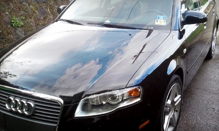 Pro Detail - Portland: Vehicle Detailing from Pro Detail. Two Options Available.