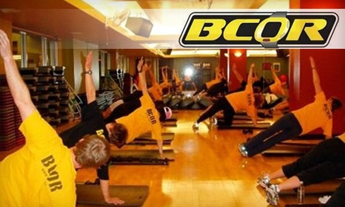 BCOR Fitness - Multiple Locations: $35 for Six Weeks of Unlimited Boot Camp at BCOR Fitness ($208.50 Value)