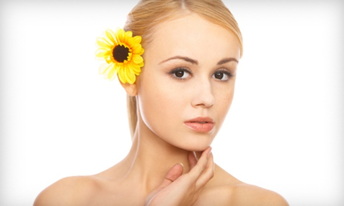 Bay Salon & Spa - Champlin: One or Three Afterglow Facials at Bay Salon & Spa in Champlin