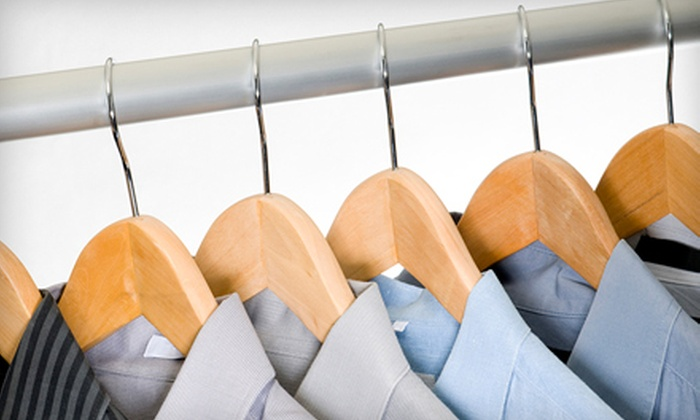 Middleton Cleaners - Pheasant Branch: Dry-Cleaning Services or Bridal-Gown Cleaning Service at Middleton Cleaners