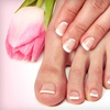 Up to 58% Off Mani-Pedis in Fairfield