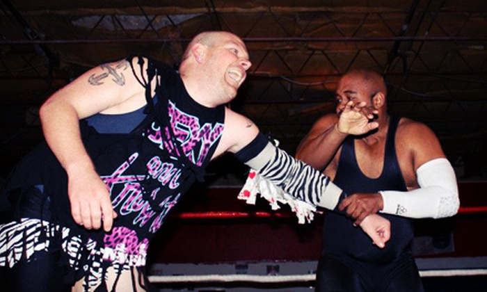 NWA Top Of Texas - Amarillo: Two or Four Adult Tickets to NWA Top Of Texas Pro-Wrestling Show at The WrestlePlex (Up to 55% Off)