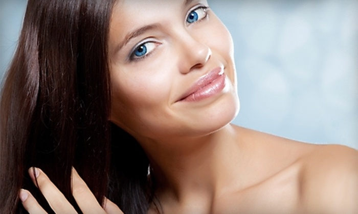 Salon 7000 - Tempe: $38 for a Cut, Style, and Conditioning Treatment (Up to $76 Value) or $30 for a European Facial (Up to $60 Value) at Salon 7000 in Tempe