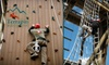 Terrapin Adventures - Savage - Guilford: $18 for a Terrapin Tower Climbing Adventure from Terrapin Adventures ($35 Value)