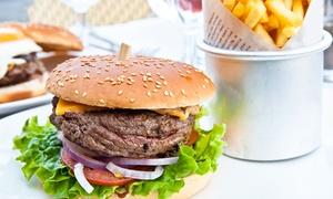 Canadian Burgers: 1 Menu medium au choix pour 4,99€ au lieu de 8,99€ au Canadian Burgers