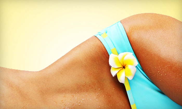 Perfect Tan - Branson: Two Mystic Tans, Two Airbrush Tans, or a 30-Day Premium Membership Package at Perfect Tan in Branson (Up to 76% Off)