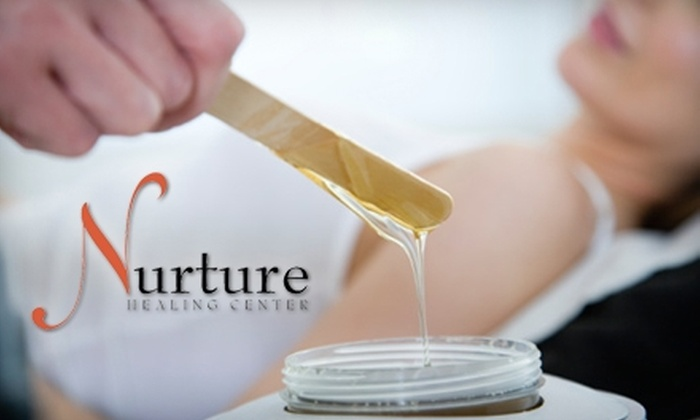 Nurture Healing Center - New Tacoma: $49 for $100 Worth of Waxing Services at Nurture Healing Center in Tacoma