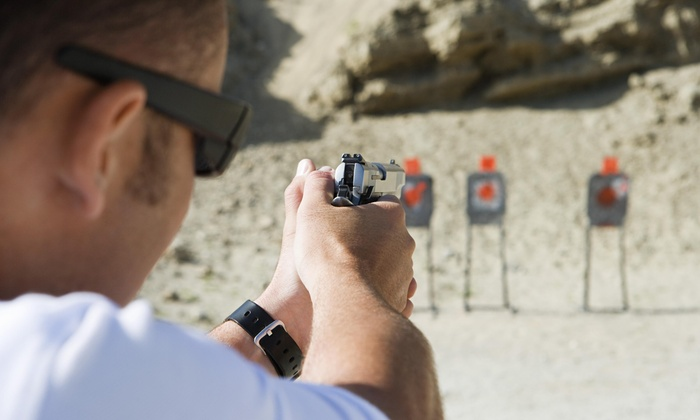 Red Dot Arms - Lake Villa: $20 Off Safety and Fundamentals Firearm Training at Red Dot Arms