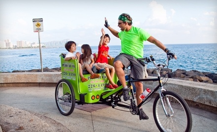 Honolulu Pedicab Company - Honolulu Pedicab Company in Honolulu