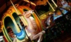 Paradise Valley Mall: Carousel Rides - Paradise Valley: $5 for a 10-Ride Carousel Punch Card at Paradise Valley Mall ($10 Value)