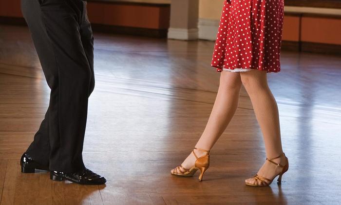 Crown Dance Studio: - Multiple Locations: Two Private Dance Classes from Crown Dance Studio: (65% Off)