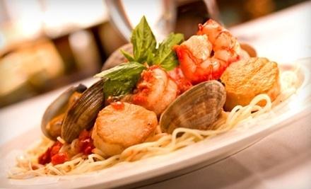 $30 Groupon to Mandile's Restaurant - Mandile's Restaurant in Algonquin