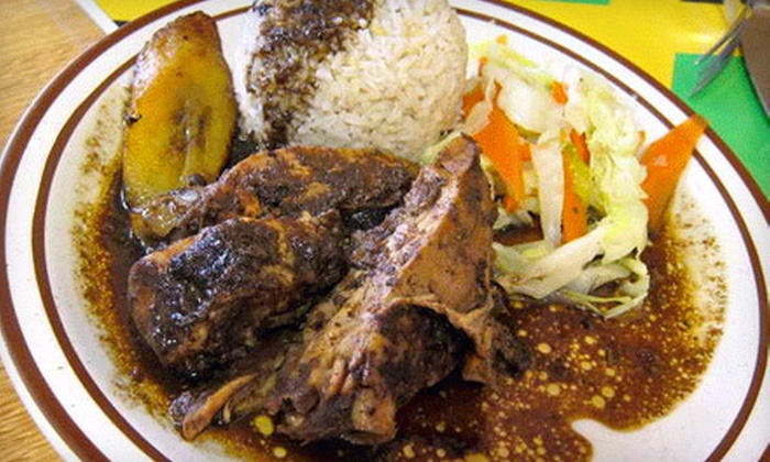Del-Mel Restaurant - East Naples: $10 for $20 Worth of Jamaican Dinner Fare at Del-Mel Restaurant