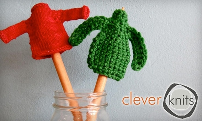 Clever Knits - Vista: $10 for $25 Worth of Knitting Classes and Merchandise at Clever Knits in Vista