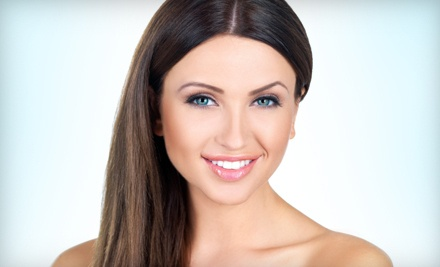 Salon Package with Trim, Deep-Conditioning Treatment, and Partial Highlights - Kimarge Salon in Hollywood