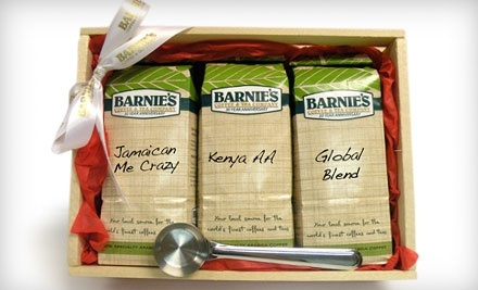 Barnie's Coffee & Tea Company - Barnie's Coffee & Tea Company in