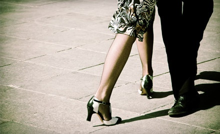 Dance-Instruction Package for 1 or 2 People - Blue Suede Ballroom in Memphis