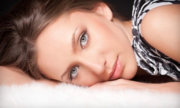 O Spa Salon - Los Gatos: $49 for a Multifaceted Facial and Paraffin Hand Treatment at O Spa Salon in Los Gatos ($130 Value)