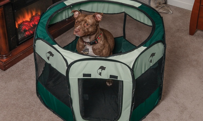 """36"""" Play Pen for Pets: 36"""" Play Pen for Pets"""