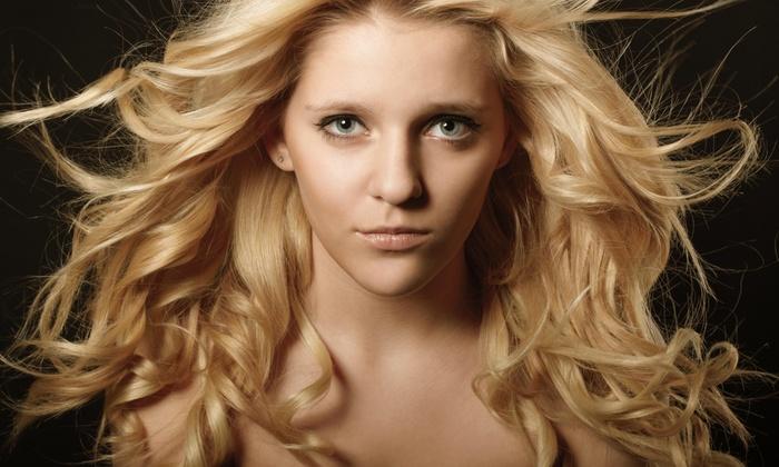 Lala Duclos Hair and Makeup - San Antonio: Haircut, Partial Highlights, and Style from Lala Duclos Hair and Makeup (55% Off)
