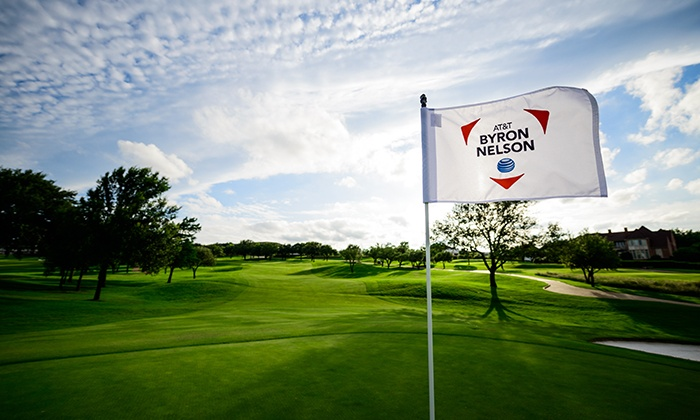 AT&T Byron Nelson Tournament - TPC Four Seasons Resort Dallas at Las Colinas: AT&T Byron Nelson Tournament on May 18–22