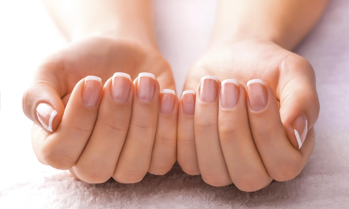 Nail Theory - Montclair: Up to 55% Off Mani-Pedis at Nail Theory