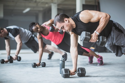 Eight Personal Training Sessions with WeightLoss Consultation from Inner Strength Personal Training (74% Off)