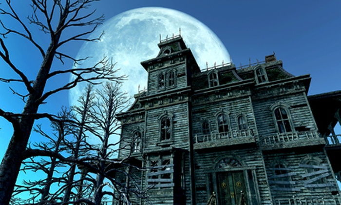 Fear Town - Seekonk: Admission for Two or Four to Fear Town (Half Off). Four Options Available.