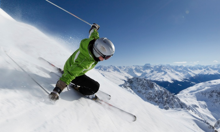 Groupon ski deals california