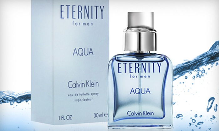 Calvin Klein Eternity Aqua Men's Cologne: $19 for Calvin Klein Eternity Aqua Men's Cologne ($32 Value)