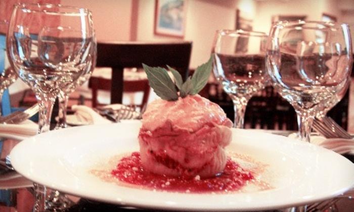 Bistro Albertino - Willow Grove: $15.99 for $30 Worth of Italian Food for Two at Bistro Albertino